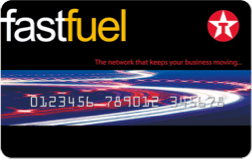 UK Fuels card